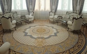 Коллекции ковров FARSI: роскошь в восточных традициях